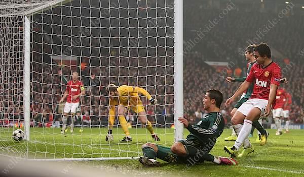 Cristiano Ronaldo scores Madrid's winning goal