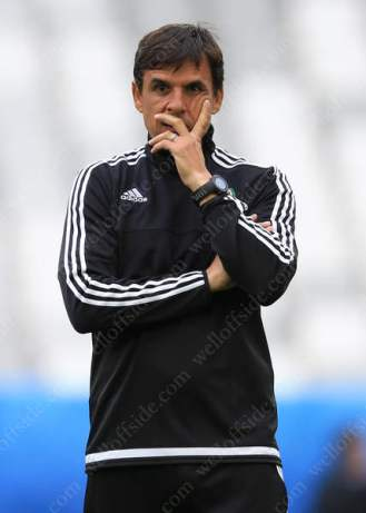 Wales manager Chris Coleman